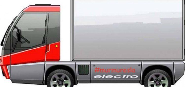 Українці будуть випускати недорогі електровантажівки