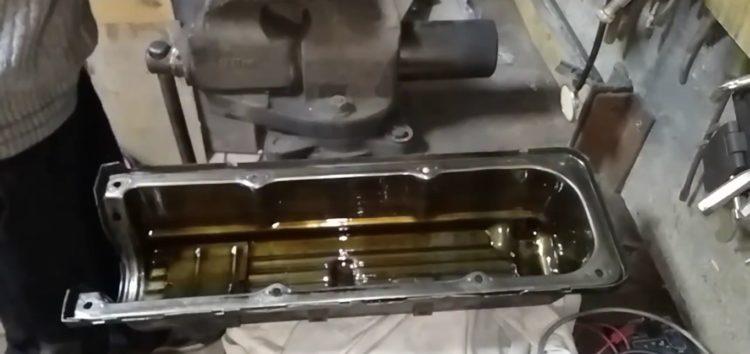 Заміна прокладки клапанної кришки Febi 06283 на Ford Scorpio (відео)