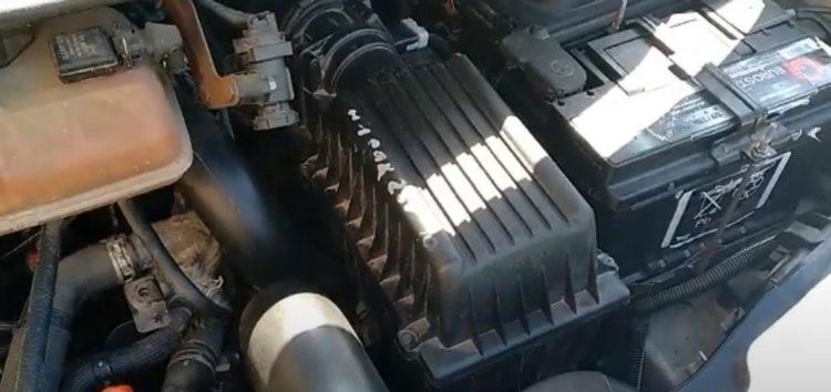 Заміна троса зчеплення RM4373 Goodrem на Fiat Scudo (відео)