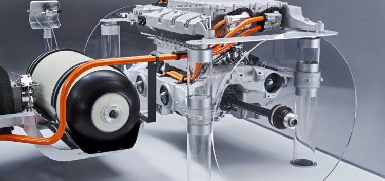BMW представив водневий мотор