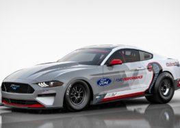 Ford створив рекордний Mustang Cobra Jet