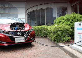 Nissan запускає нову технологію літієвих батарей