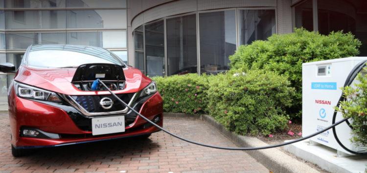Nissan запускает новую технологию литиевых батарей