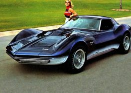 Chevrolet Mako Shark – автомобіль-акула (частина 2)
