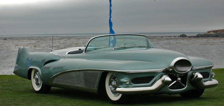 Buick LeSabre Concept – післявоєнна мрія