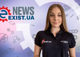 Огляд новин від Насті (відео)