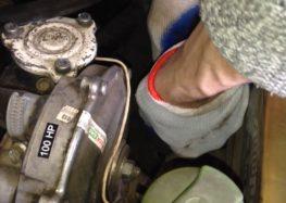 Заміна втулки куліси КПП STC T402854 на Volkswagen Golf III