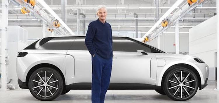 Dyson не випустить електромобіль на 1000 км