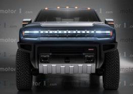 General Motors видала подробиці про електро-Hummer