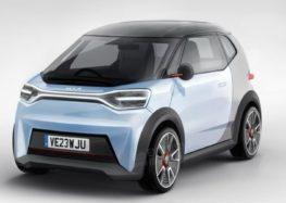 Kia запропонує електромобіль до 6000 Євро