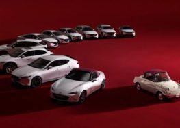 Mazda створює ювілейні моделі до 100-річчя