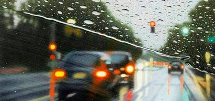Рекомендації по дощовому водінню