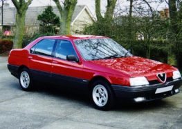 Зачем в Alfa Romeo ставили мотор F1