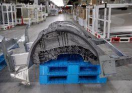 Tesla упрощает кузов Model Y до 2 деталей