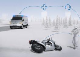 Bosch створив систему для порятунку мотоциклістів