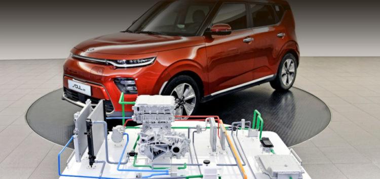 Hyundai та KIA показали свій тепловий насос