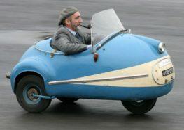 Триколісні автомобілі – Brütsch Mopetta