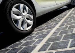 Французи знову будують дороги з сонячних панелей