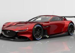 Mazda представила віртуальний спорткар з ротором