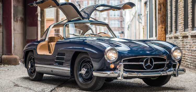 Mercedes-Benz 300 SL Gullwing: вічна краса