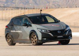 Nissan пропонує електричний повний привід e-4ORCE