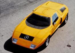 C 111: експеримент від Mercedes-Benz
