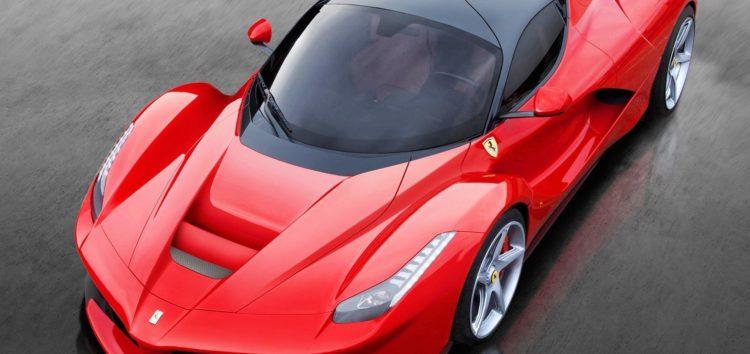 Як мінялись флагмани Ferrari (відео)