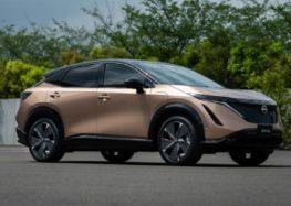 Nissan презентував електрокар Ariya