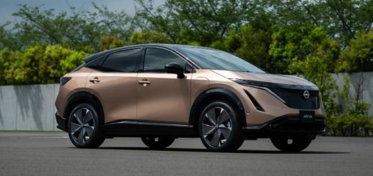 Nissan презентовал электрокар Ariya