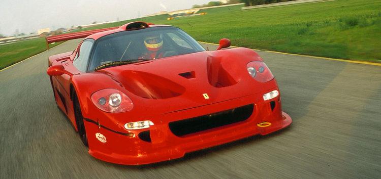 Ferrari F50 – майже болід Формули-1