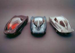 Bertone BAT's – свята трійця автодизайну