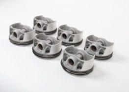MAHLE напечатала алюминиевые поршни на 3D-принтере