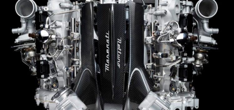 Maserati знову випускає двигун V6
