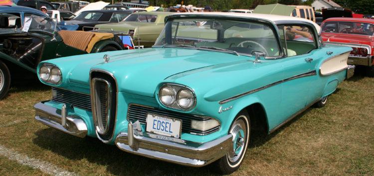 Edsel – найбільший провал Ford