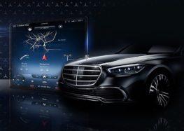 Mercedes-Benz показав наступне покоління MBUX