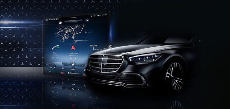 Mercedes-Benz показал следующее поколение MBUX