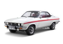 Легендарному Opel Manta – 50 років