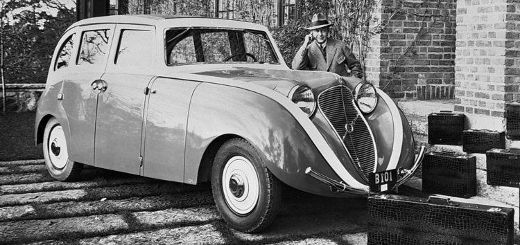 Перший концепт в історії: Volvo Venus Bilo