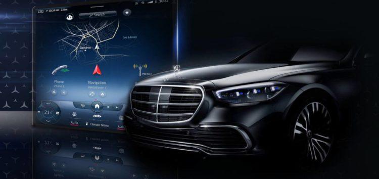 Mercedes-Benz показав нову AR-систему