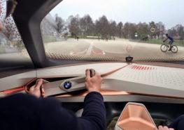 BMW запатентував джойстик замість керма