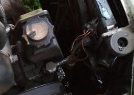 Заміна термовимикача вентилятора радіатора Vernet TS2647 на Opel Vectra 1.8 (відео)