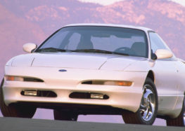 Ford Probe – заміна Mustang