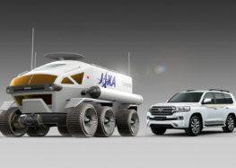 Японський місяцехід буде як Toyota