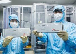 Нові батареї – з гелевим електролітом