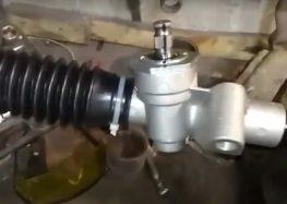 Заміна рульової рейки MSG FO101 на Ford Scorpio 2.0 (відео)
