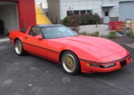 Єдиний в історії Corvette з V12
