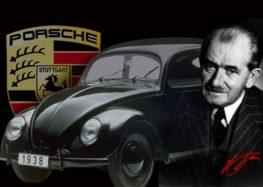 Автомобильный инженер столетия: Фердинанд Порше
