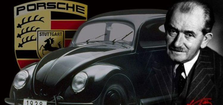 Автомобільний інженер століття: Фердинанд Порше