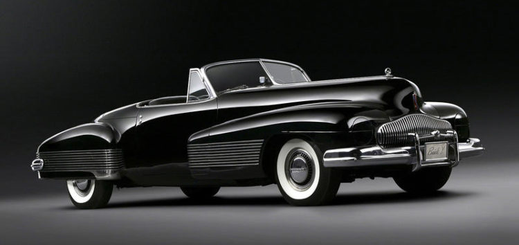 Buick Y-Job – один з перших концептів