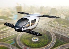 Hyundai планує випустити літаючі автомобілі до 2028 року